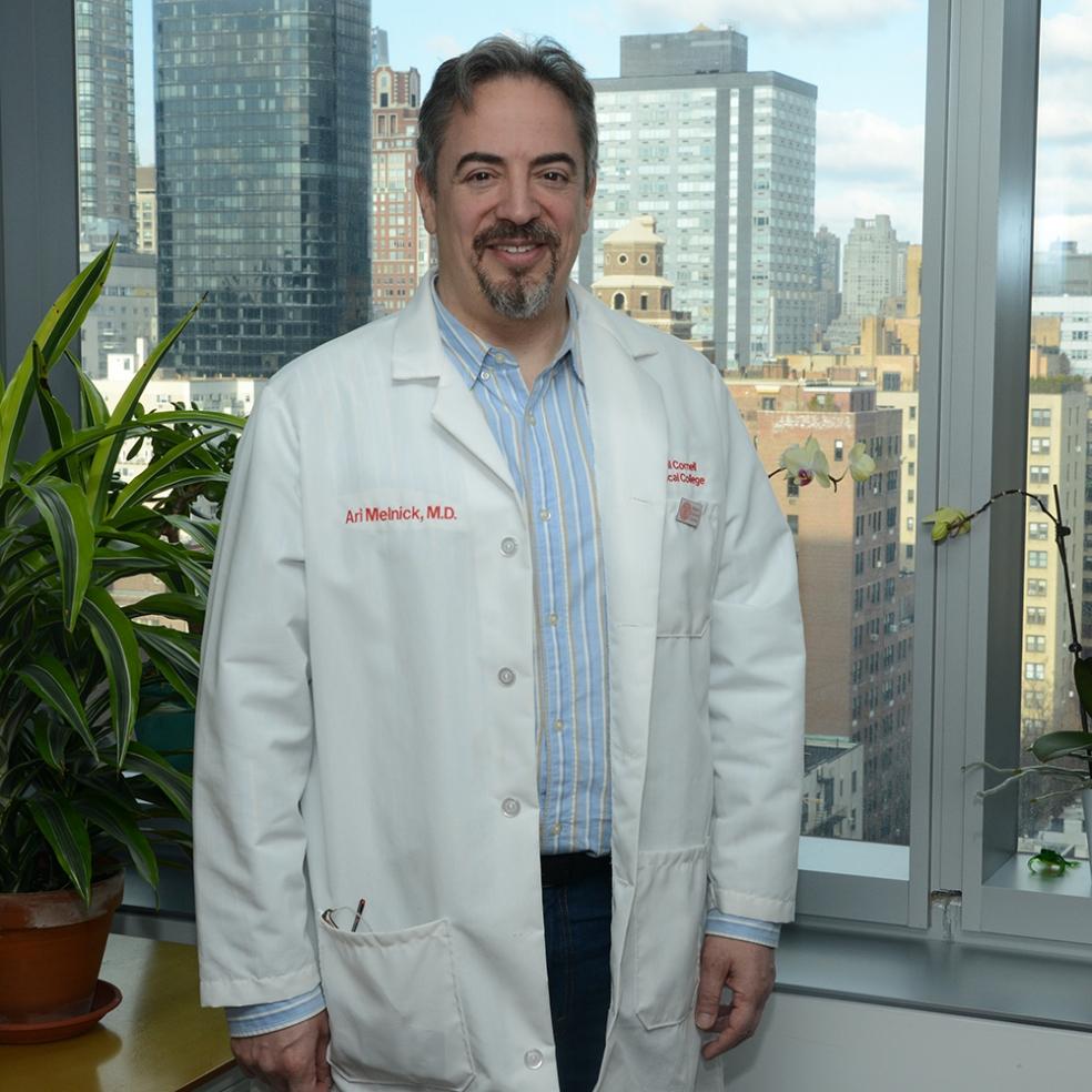 Ari Melnick Pharmacology
