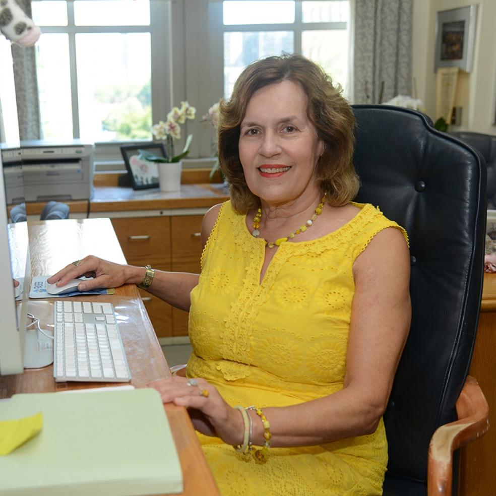 Lorraine Gudas, TedTalk