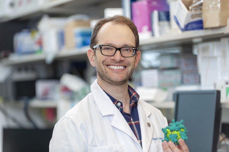 daniel heller pharmacology graduate school