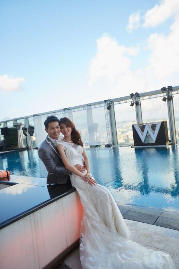 Noel Chan Wedding