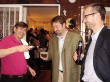 Drs. John Wagner, Geoff Abbott and David Christini