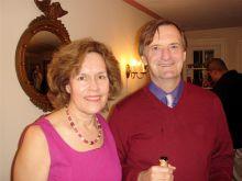 Drs. Lorraine Gudas and John Moore