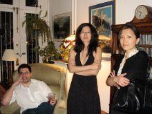 Armen Kherlopian, Bo Abbott and Dr. Eun Choi