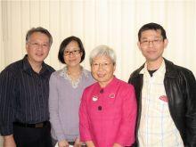 Drs. Ma, Chen, Szeto, & Tang.