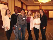 Dr. Nina Orfali, Dr. Kwame Osei-Sarfo, Dr. Leiping Fu, Dr. Lorraine Gudas, Denise Minton, and Dr. Alison Urvalek