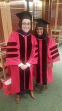 Dr. Rebecca Goldstein and Tharu Fernando
