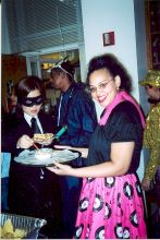 Halloween Party 2004 - Hungry