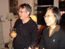 Drs. Yuliang Ma and Qiyuying Chen