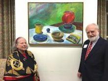 Drs. Patrizia Levi and Roberto Levi