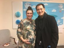 Aileen and Dr. Tan