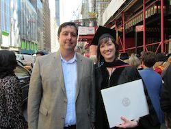 Drs. Anthony Sauve and Eleanor Allen