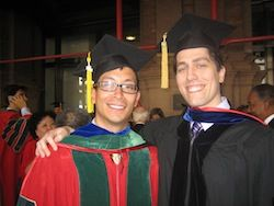 Drs. Freddy Escorcia and Mark Lundquist