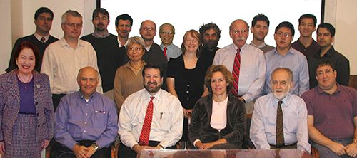 Weill Cornell Medicine Pharmacology Faculty 2005