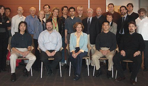 Weill Cornell Medicine Pharmacology Faculty 2006