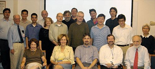 Weill Cornell Medicine Pharmacology Faculty 2007