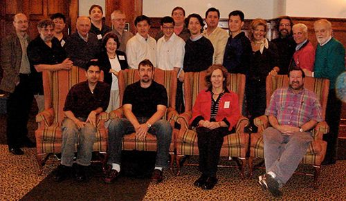 Weill Cornell Medicine Pharmacology Faculty 2008