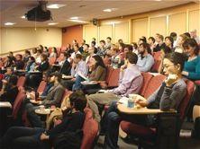 Auditorium audience