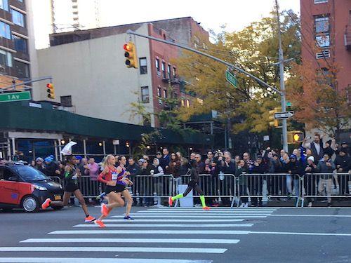 NYC Marathon, November 4, 2018
