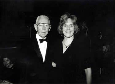Dr. Walter Riker and Dr. Lorraine Gudas