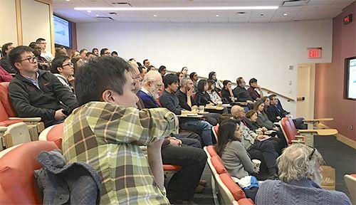 WCM Seminar, December 2018