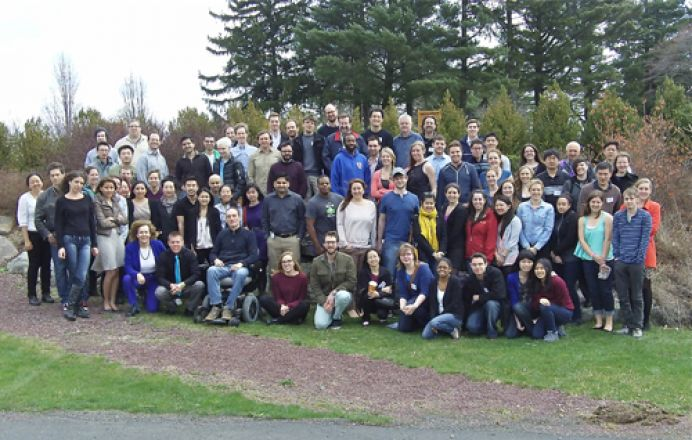 Faculty, postdocs and students