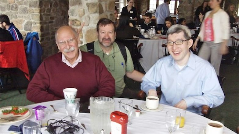 Dr. Pasternak, Dr. Scheinberg, and Dr. Lee