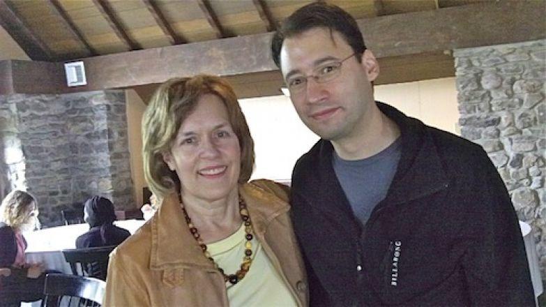 Dr. Gudas and Dr. Kentsis