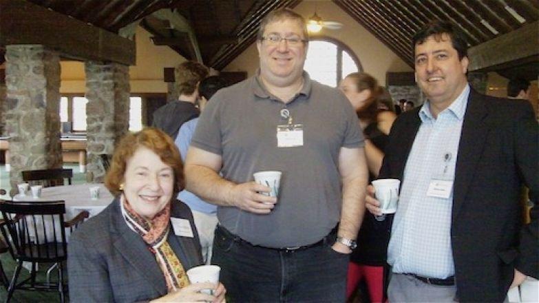 Dr. Rifkind, Dr. Levin and Dr. Sauve