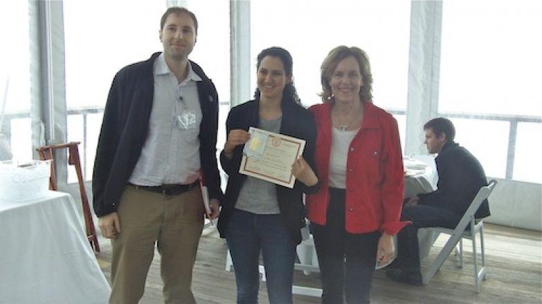 Dr. Kharas, Shira Yomtoubian, Dr. Gudas