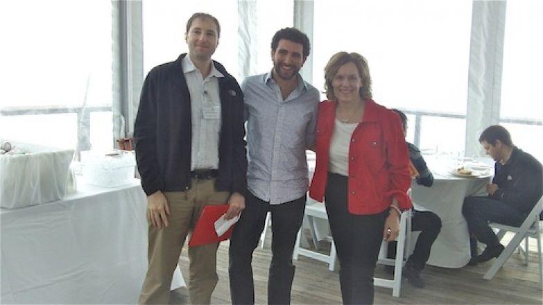 Dr. Kharas, Ron Gejman, Dr. Gudas