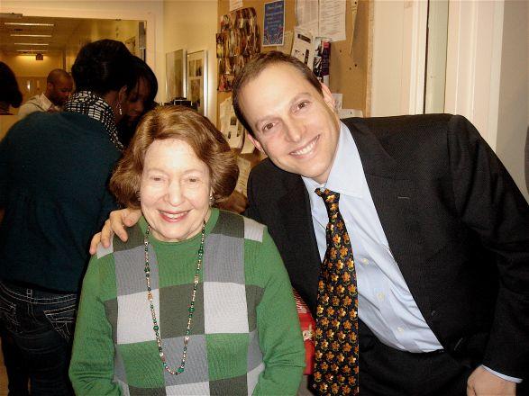 Drs. Arleen Rifkind and Harry Lander