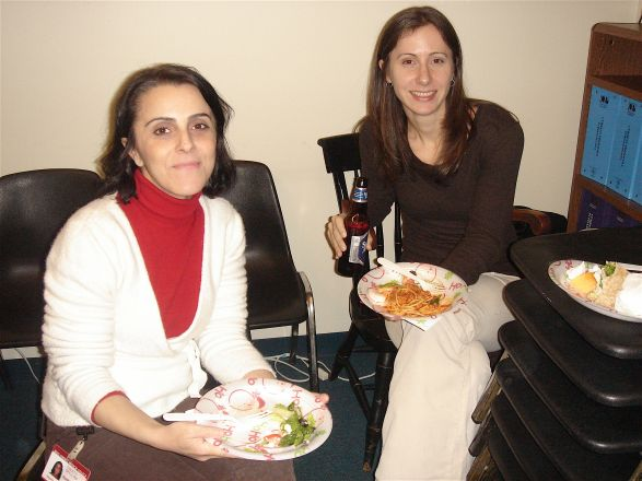 Drs. Concetta DePace and Bojana Zupan