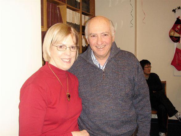 Barbara and Dr. Charles Inturrisi