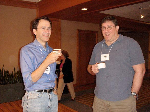 Drs. Hugh Hemmings and Lonny Levin