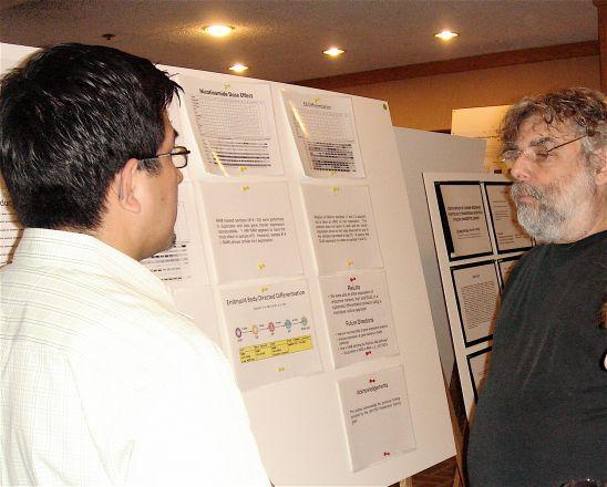 Drs. Ronald Perez and Steven Gross