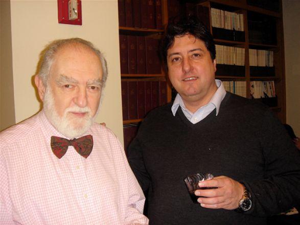 Drs. Roberto Levi and Anthony Sauve