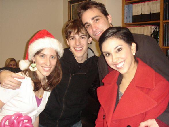 Stephanie Cordato, Nick Veomett, and others