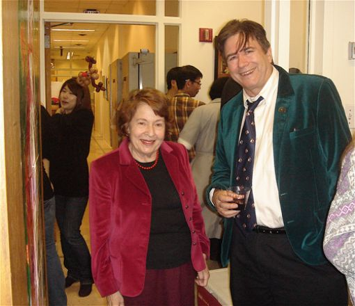 Drs. Arleen Rifkind and John Wagner