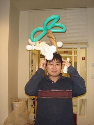 Dr. Leiping Fu