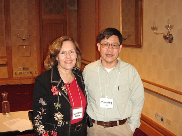 Drs. Lorraine Gudas and Yueming Li
