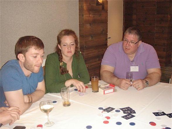 Chris Evans, Emily Mercer, Dr. Lonny Levin