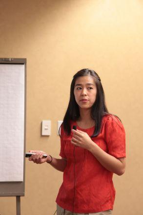 Jennifer Chien, 5th year student