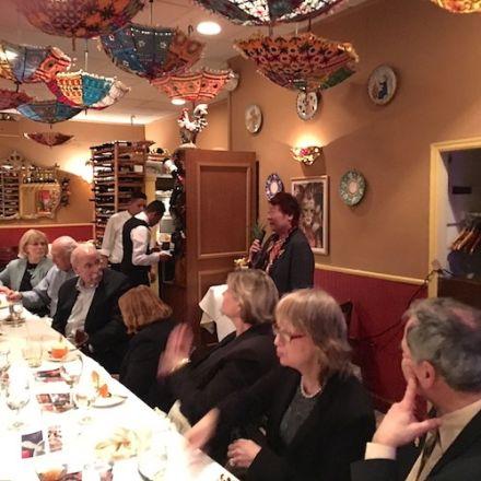 Dr. Szeto's Farewell Party