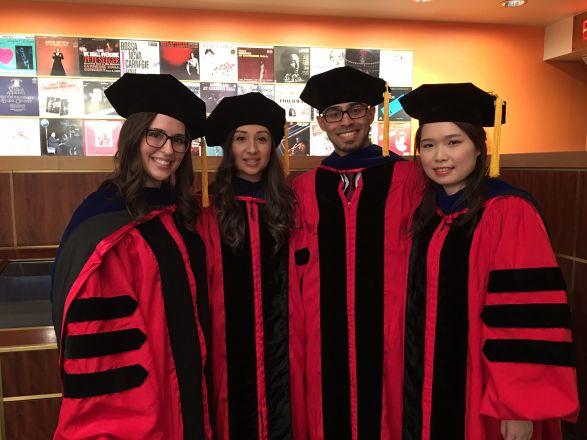 Sara, Cynthia, Jeet & Wan-Ying